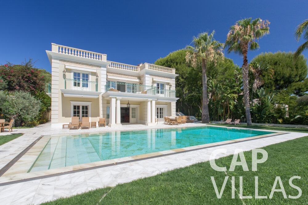 property for sale cap ferrat villa