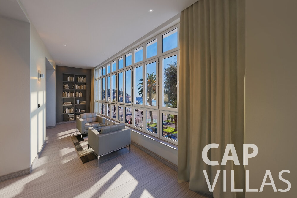 villa for sale cap dnice room
