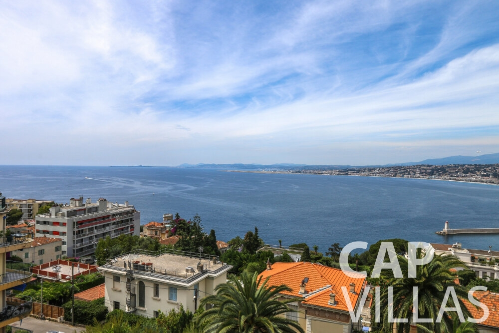villa for sale cap dnice sea view