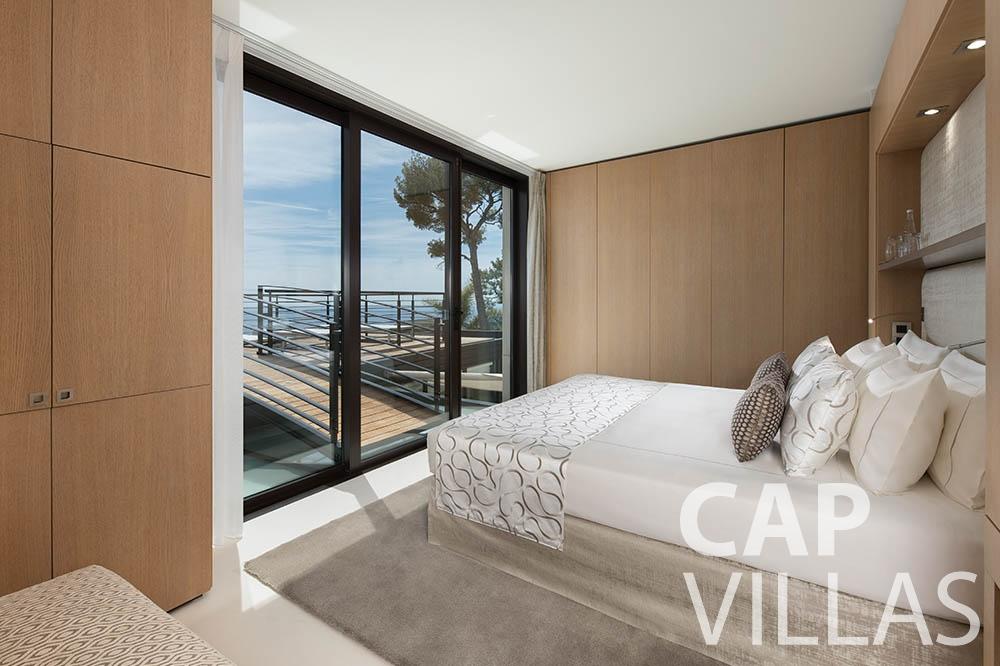 let Villa Bayview villefranche sur mer Villa Bayview bayview bedroom