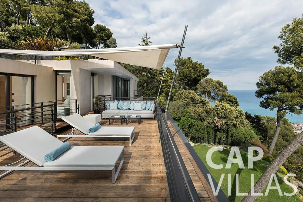 let Villa Bayview villefranche sur mer Villa Bayview bayview terrace sea view