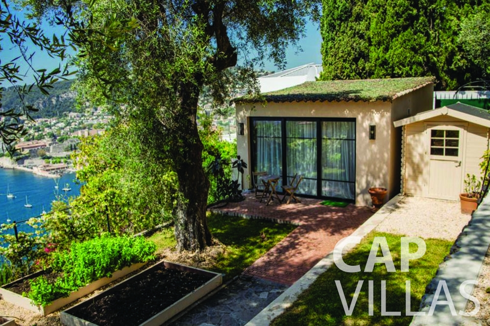 rent Villa Bellevue bellevue villefranche sur mer outdoors