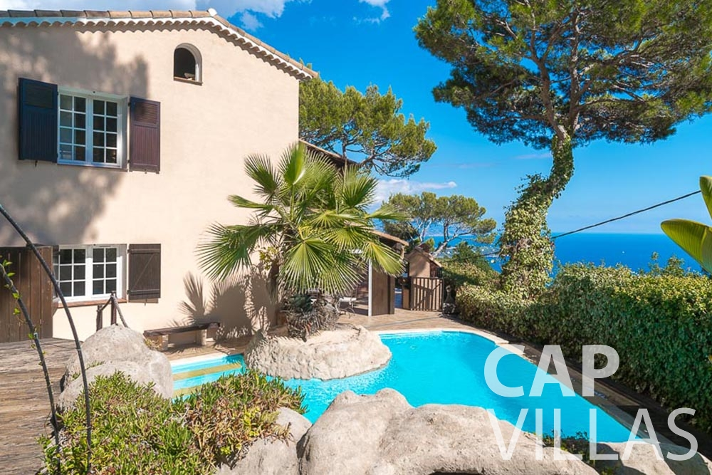 villa for rent roquebrune cap martin bonna villa swimming pool