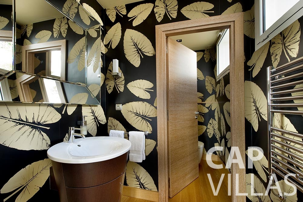 rent Villa Coco cview saint jean cap ferrat batoom