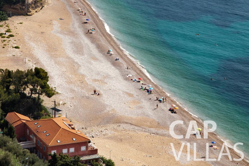 holiday rental Villa Emma roquebrune cap martin emma sea view
