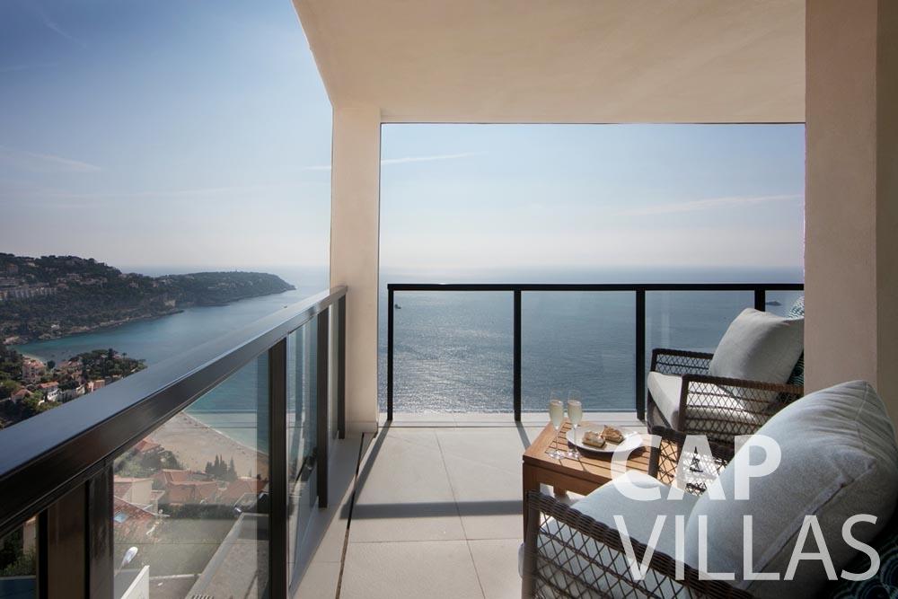let Villa Emma roquebrune cap martin emma seaview