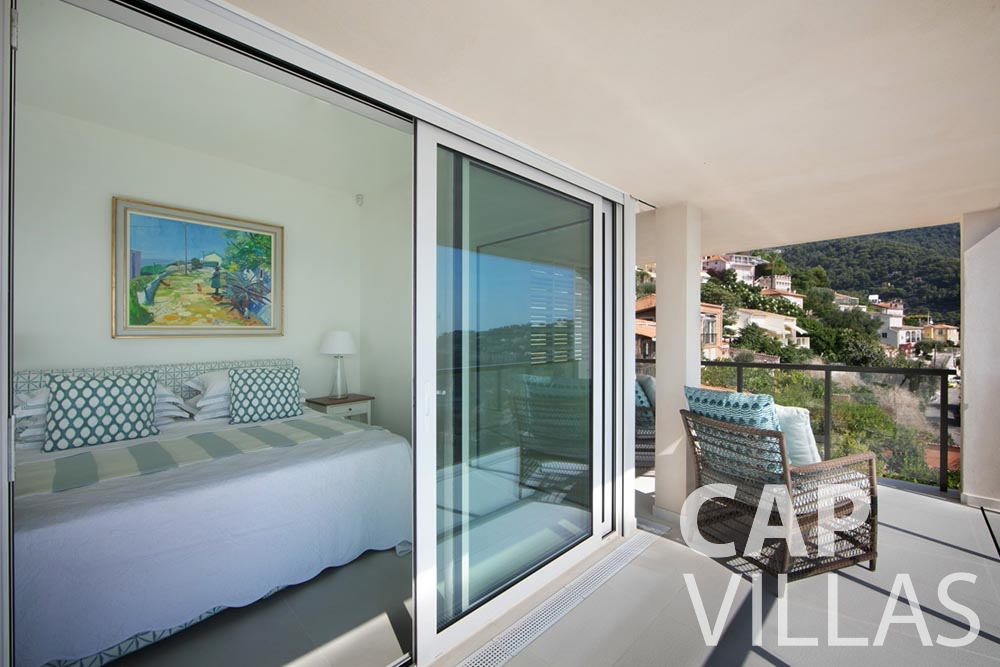 Villa Emma for rent roquebrune cap martin emma terrace