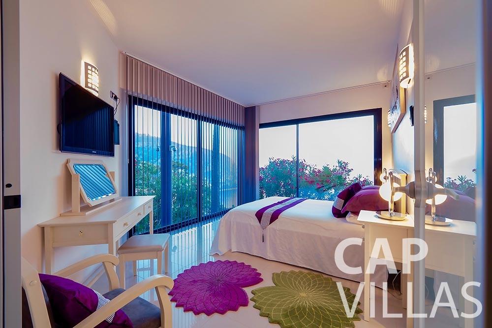 let Villa Grazioli eze sur mer grazioli bedroom