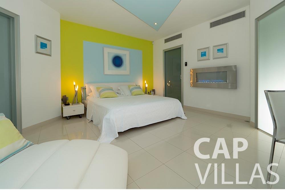 Villa Grazioli for rent eze sur mer grazioli bedroom