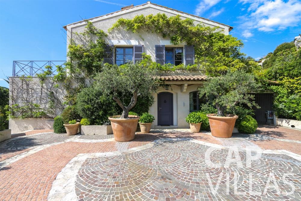 holiday rental Villa Hyacinth villefranche property