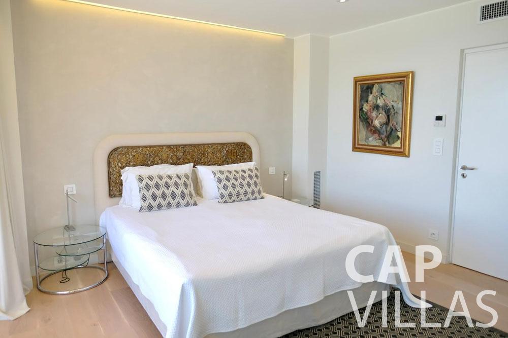 rent Villa Infinity infinity roquebrune cap martin bedroom