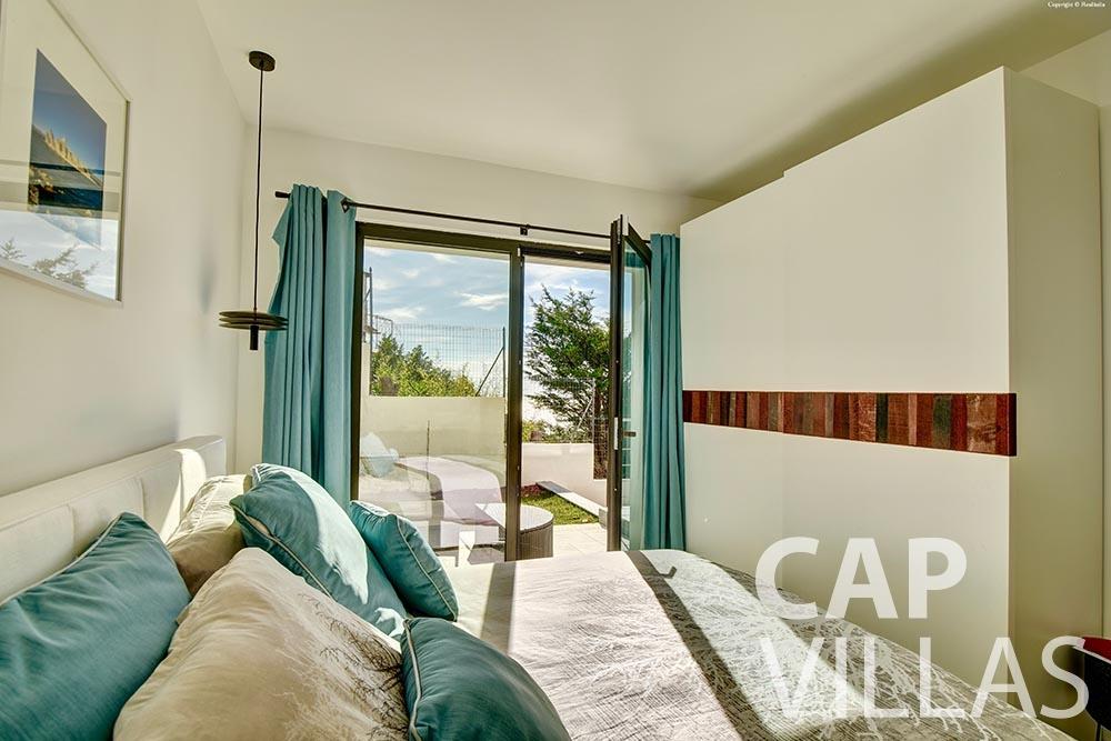 rent Villa Turbie la turbie cap dail guest bedroom