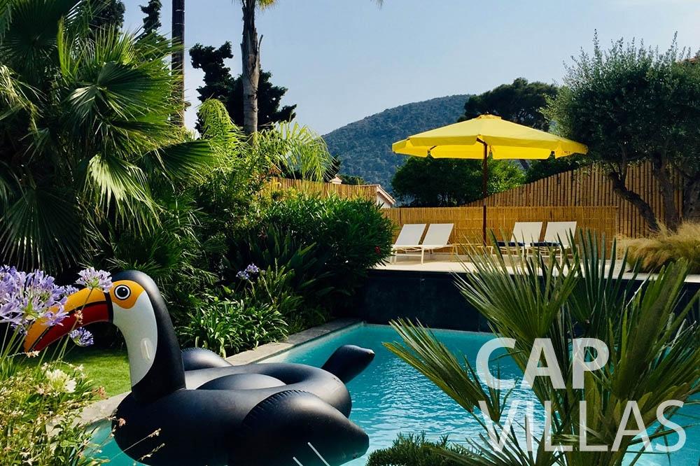 Villa Eze Sur Mer for let eze sur mer laurence swimming pool