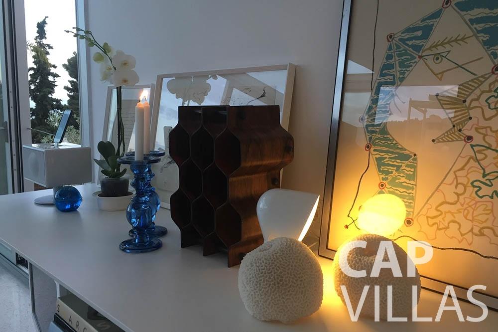 Villa Eze Sur Mer for rent eze sur mer laurence decor