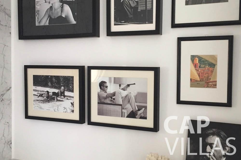 Villa Eze Sur Mer for rent eze sur mer laurence frames