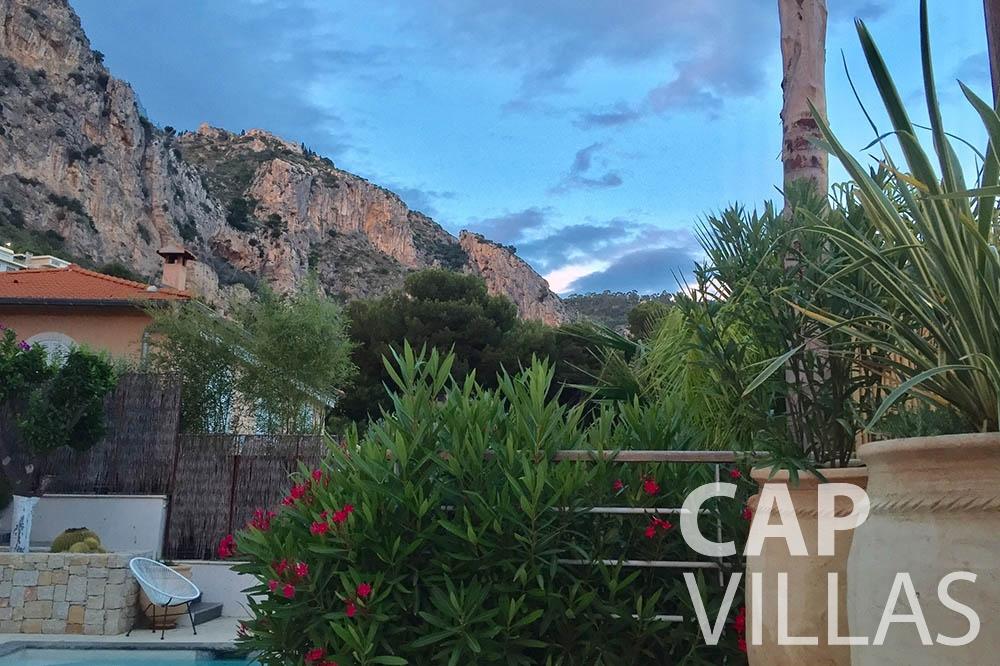 Villa Eze Sur Mer for rent eze sur mer laurence outdoors