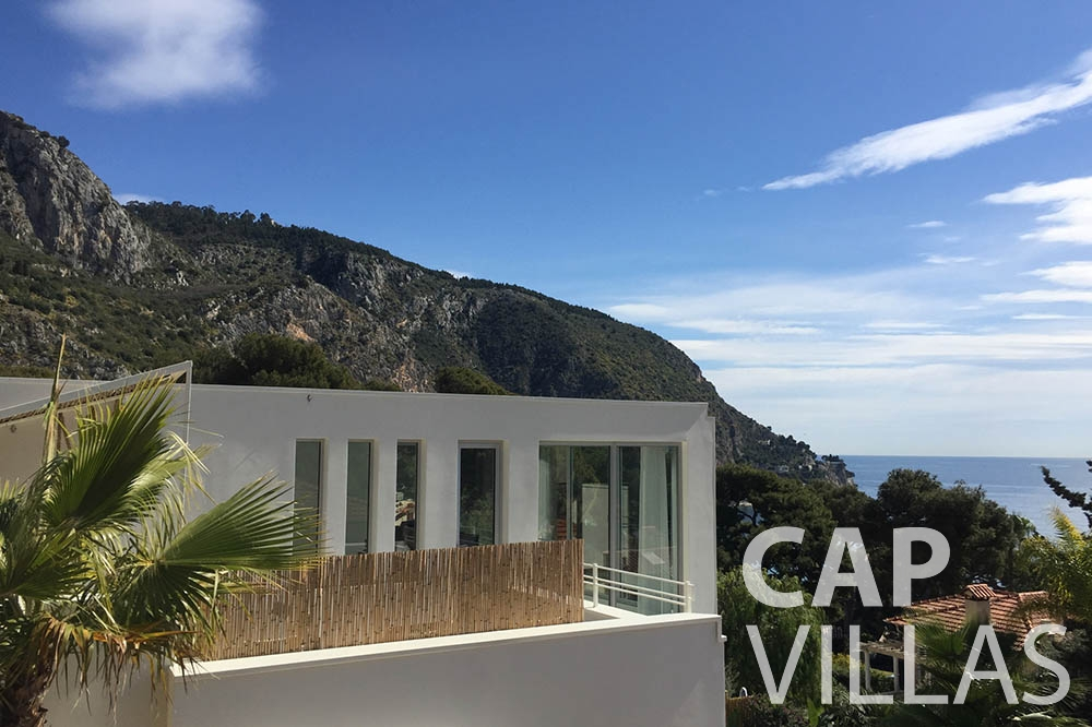 Villa Eze Sur Mer for rent eze sur mer laurence property sea view