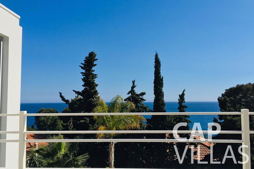 Villa Eze Sur Mer for rent eze sur mer laurence sea view