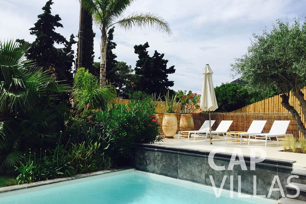 Villa Eze Sur Mer for rent eze sur mer laurence swimming pool