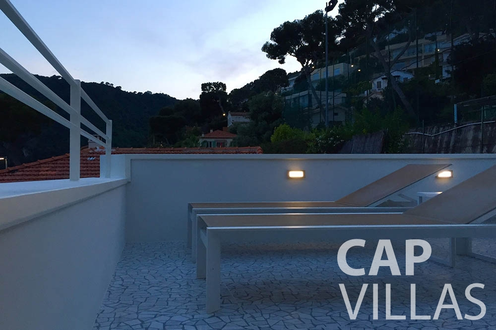 Villa Eze Sur Mer for rent eze sur mer laurence terrace