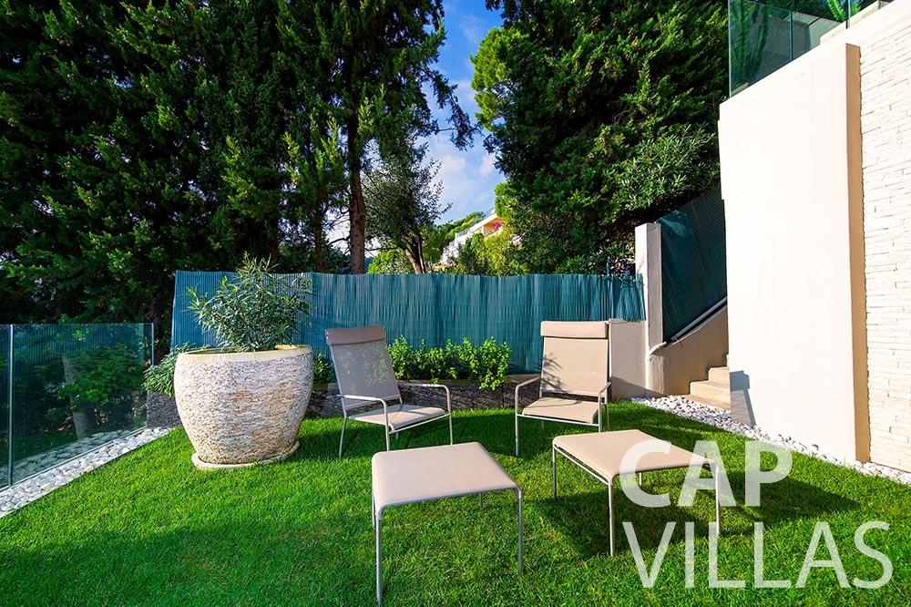 rent Villa Magnifique magnifique eze sur mer terrace