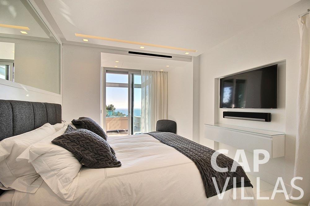 Villa Magnifique for rent magnifique eze sur mer bedroom