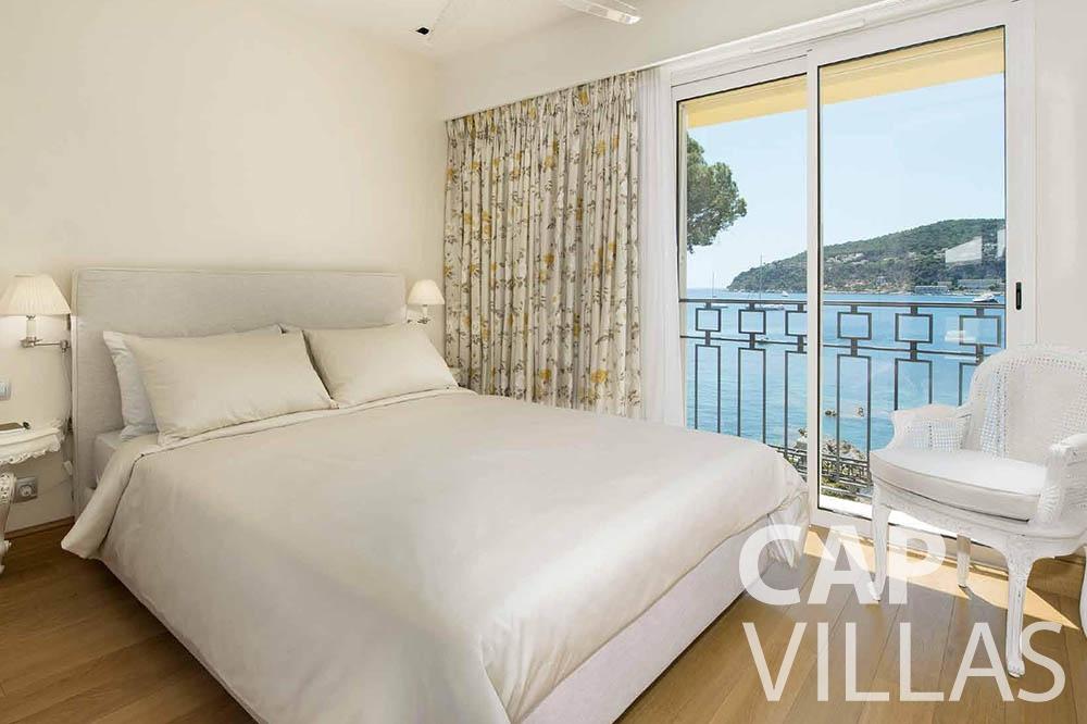 let Villa Mas de La Rube cap ferrat mas de la rube bedroom