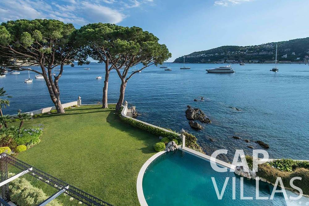 let Villa Mas de La Rube cap ferrat mas de la rube sea view