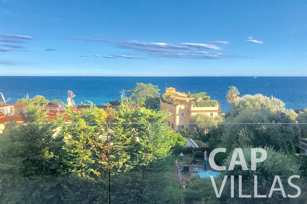 Villa Michelina for rent eze sur mer michelina sea view