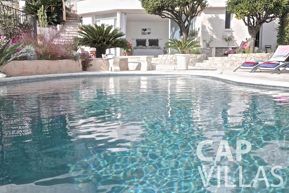 Villa Panarea for let eze sur mer panarea swimming pool