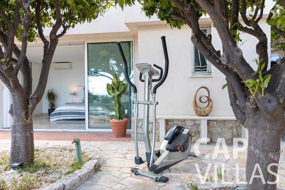 Villa Panarea for rent eze sur mer panarea gardem