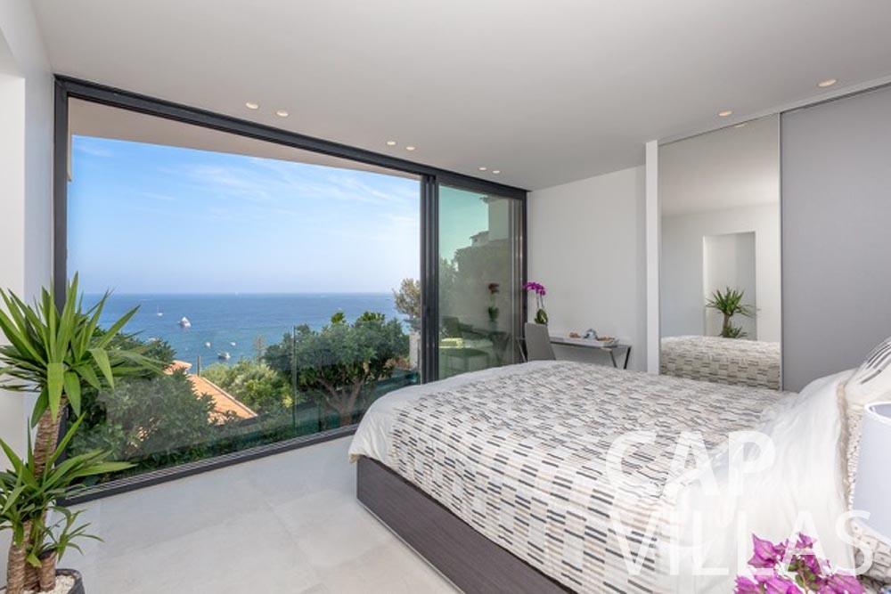 holiday Villa Paros eze sur mer paros bedroom