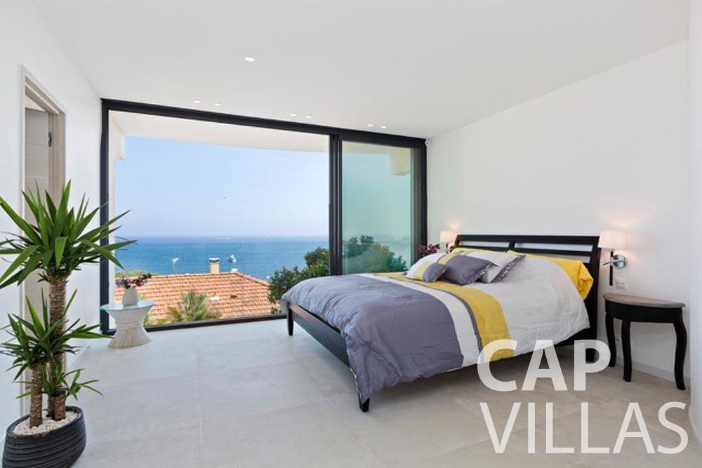 let Villa Paros eze sur mer paros bedroom