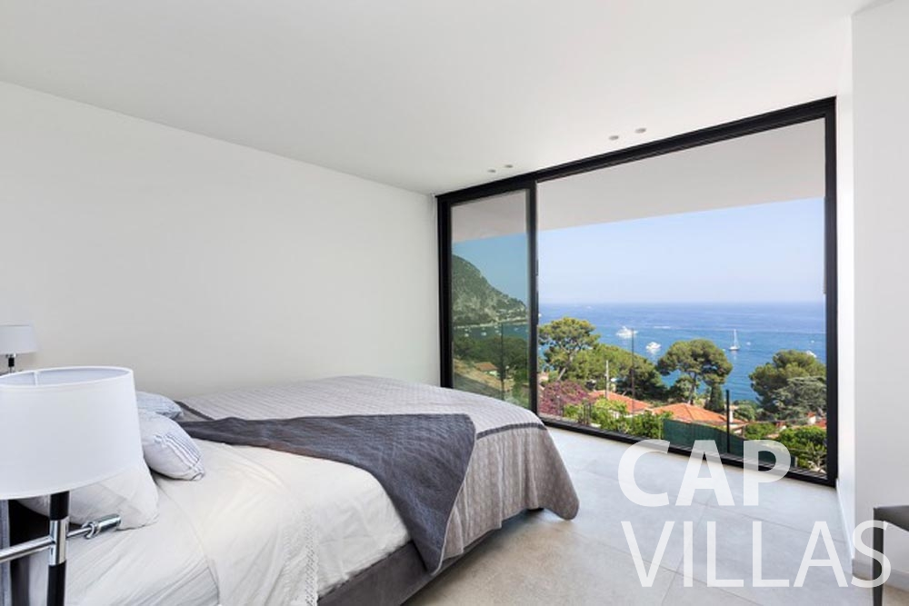 rent Villa Paros eze sur mer paros bedroom