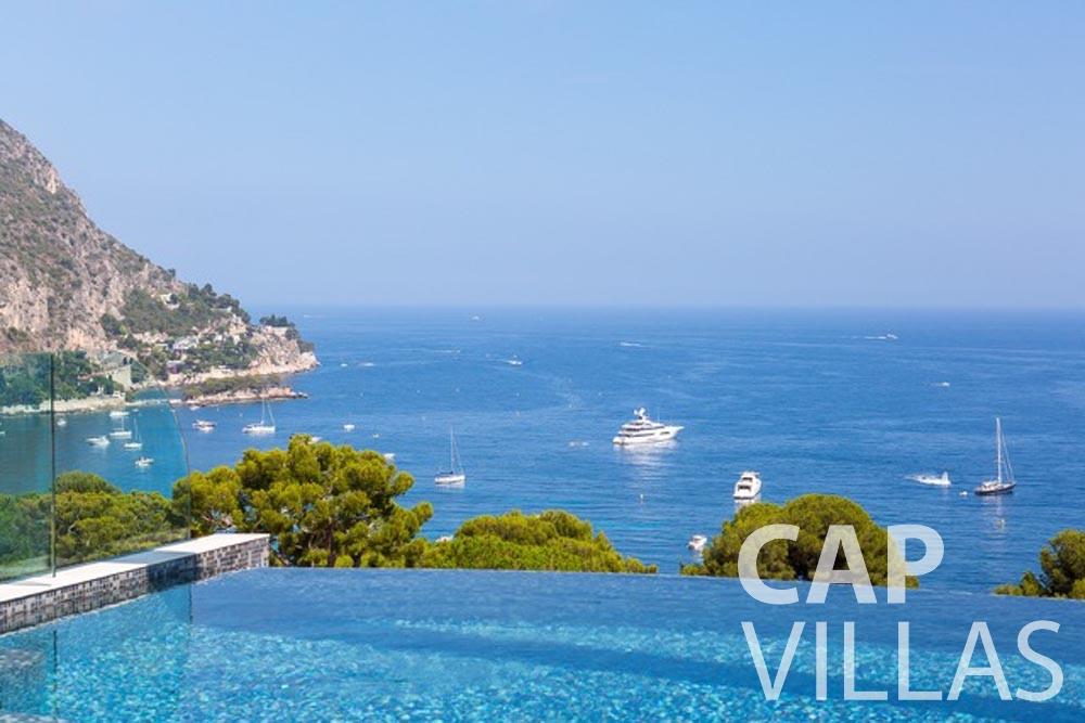 Villa Paros for rent eze sur mer paros seaview