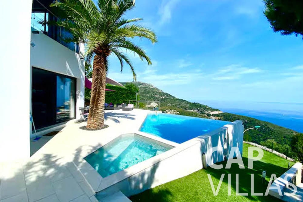 Property for sale Villa Romina romina eze swimming pool sea view