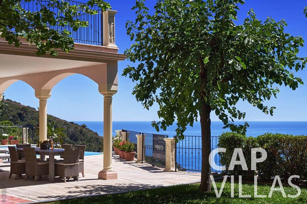 Villa Serena for rent eze serena outdoors