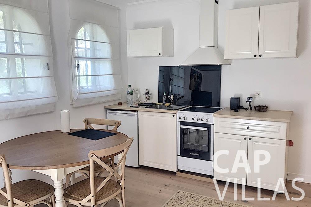 villa for sale moujins valeriya kitchen dining area