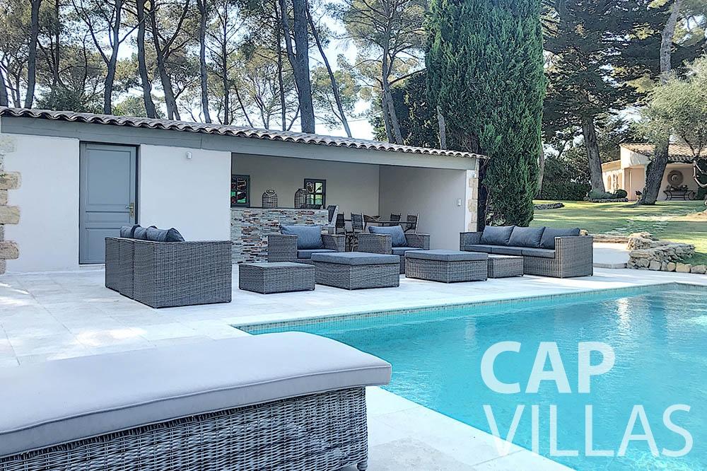 villa for sale moujins valeriya pool house
