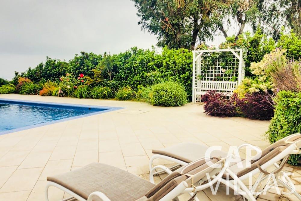 holiday rental cap de nice valery swimming pool