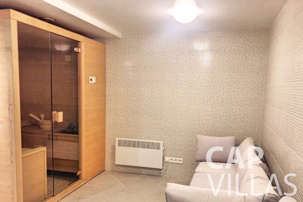 Villa Valéry for rent cap de nice valery sauna spa