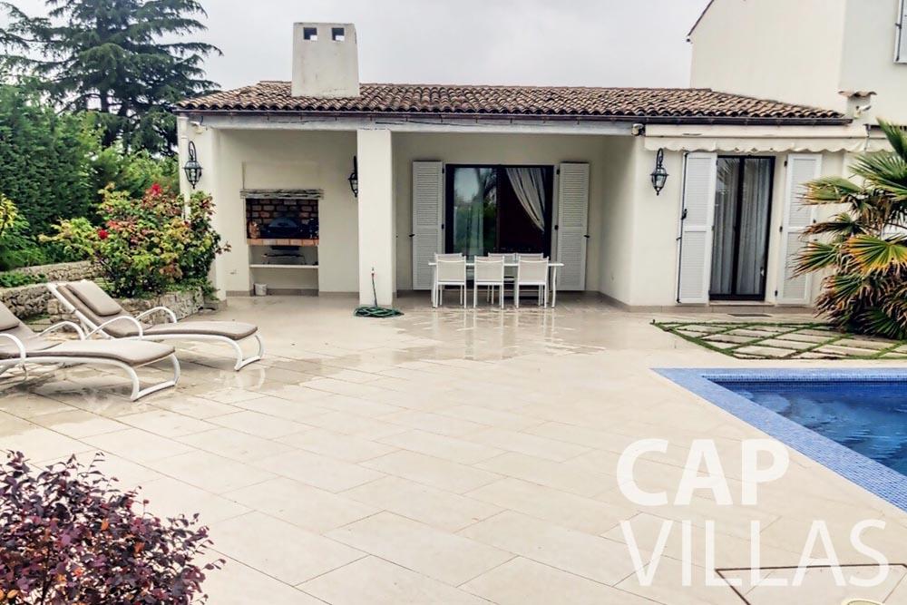 Villa Valéry for rent cap de nice valery terrace