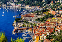 Properties on the French Riviera